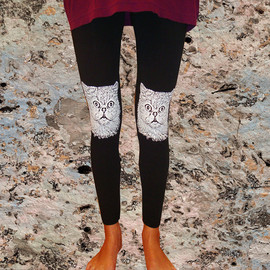 WOWCH - COSMO CAT Leggings
