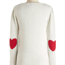 modcloth - We're Young at Heart Sweater