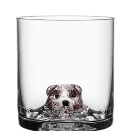 Kosta Boda - New Friends tumbler Bear