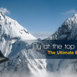 NEPAL - Buddha Air - Everest Experience
