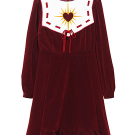 pameo pose - SACRED HEART DRESS(レッド-F)