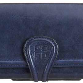 GIVENCHY - Nightingale Continental Wallet in Blue (navy)