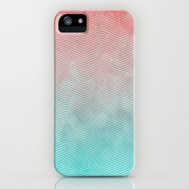 Society6 - iPhone5 Case Chevron