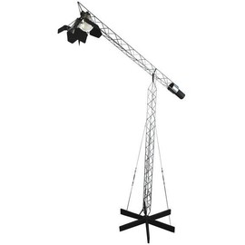 Crane Lamp by Curtis Jere