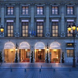 Ritz Hotel - Ritz Hotel, Paris (now under renovation)