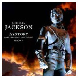 Michael Jackson - HIStory Past,Present And Future Book 1(1st Copy Gold Disc)