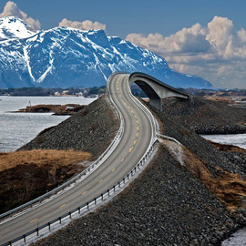 Norway - Storseisundet Bridge