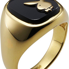 Supreme, Playboy - Gold Ring