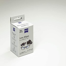 ZEISS - Lens Wipes 30個入り
