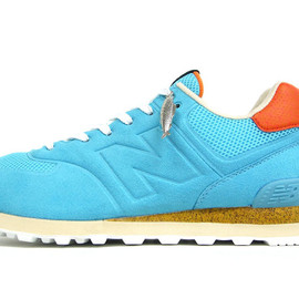 new balance - MS574 「Begins別注」 「LIMITED EDITION for mita sneakers / OSHMAN'S / atmos」