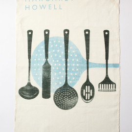 MARGARET HOWELL - ROBERT WELCH TEA TOWEL BLUE