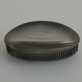 LABOUR AND WAIT - Rubber Grooming Brush