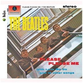 The Beatles - Please Please Me [Vinyl]