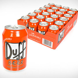 Duff beer - 24 Can Pack