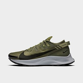 Nike - Men's Nike Pegasus Trail 2 - Medium Olive/Medium Khaki/Wolf Grey/Black Click