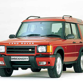 Land Rover - 1999 Discovery