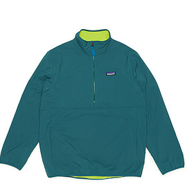 Patagonia - Men's Reversible Snap-T Glissade Pullover-ABRG