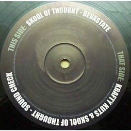 krafty kuts & skool of thought -  Soundcheck, Devastate / super charged