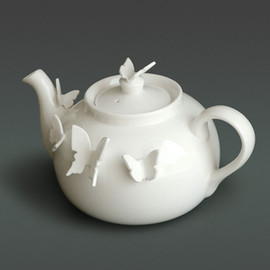 Image of Butterfly Teapot