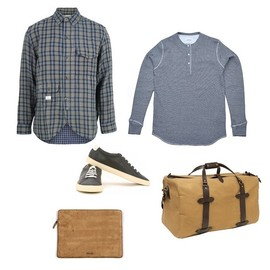 han kjobenhavn - army shirt norse projects henley filson duffle aommon projects achilles wood wood laptop bag HAN KJOBENHAVN ARMY SHIRT + NORSE PROJECTS HENLEY + FILSON DUFFLE + COMMON PROJECTS ACHILLES + WOOD WOOD LAPTOP BAG | CALIROOTS 50% SALE