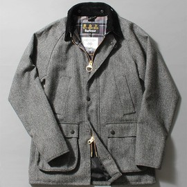 BARBOUR×International Gallery BEAMS / SL BEDALE  MOLOY&SONS FABRIC エクスクルーシブ