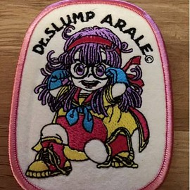 Dr slump - arale patch