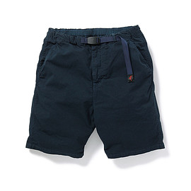 nonnative - CLIMBER EASY SHORTS 2 C/P RIPSTOP STRETCH OVERDYED by GRAMICCI