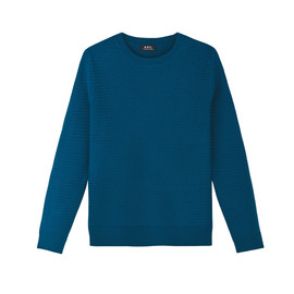 A.P.C. - Blue Sweater