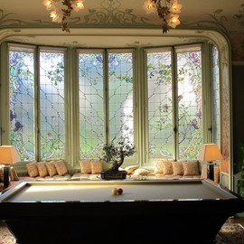 Louis Vuitton house - sitting room