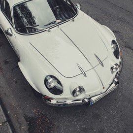 ALPINE - A110 white