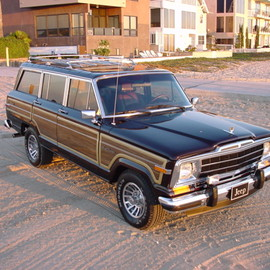 Chrysler Jeep  - Grand Wagoneer