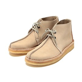 Clarks×BEAMS - Trek Hi