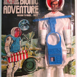 Kenner - Bionic Adventure Set: Mission to Mars