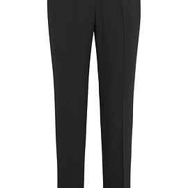 Chloé - Crepe tapered pants