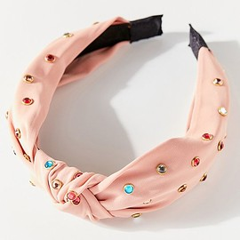 Urban Outfitters - 8 Other Reasons Palmistry Top Knot Headband