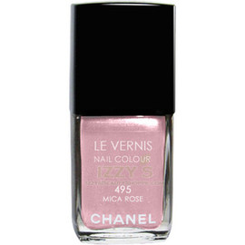 CHANEL - LE VERNIS  #495 Mica Rose