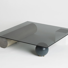 faye toogood - element table, charcoal