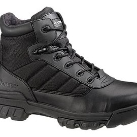 "Bates - 5"" Tactical Sport Composite Toe Side Zip Boot - Black"