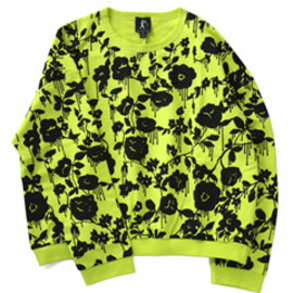 karen walker - Sweater (lime)