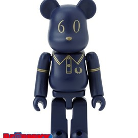 BE@RBRICK - Fred Perry 60周年記念BE@RBRICK