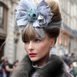 CHANEL - Head dress