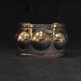 Cody Sanderson for TAKAHIROMIYASHITATheSoloIst. - five moon cuff.