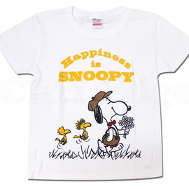 SNOOPY - SNOOPY(スヌーピー)xUnitedAthle(ユナイテッドアスレ)SNOOPYTシャツ【新品】WHITE200-004346-030+