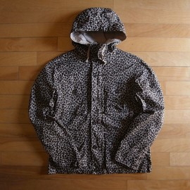 superNova. - Leopard Hooded Jacket