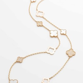 Van Cleef & Arpels - Alhanbra, Long necklace