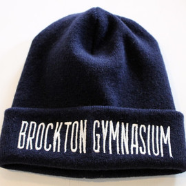 BROCKTON GYMNASIUM - Knit Cap