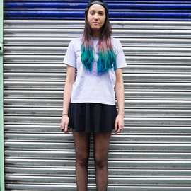 gradation hair color - Street of London, UK