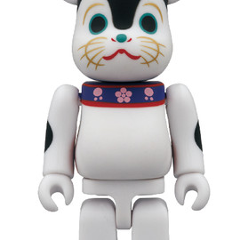 MEDICOM TOY - BE@RBRICK 張り子犬