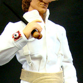 "Mack and Co. - Alex from A CLOCKWORK ORANGE 12"" Custom Figure"