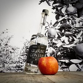 GROUND CONTROL BELGIUM GIN - Nr. 2:APPLE